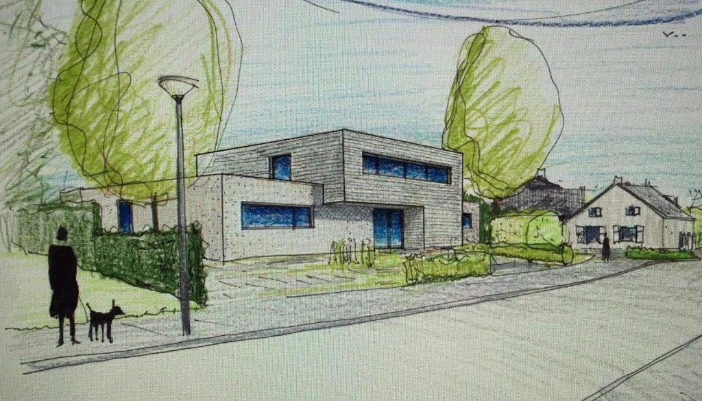 Villa vijverweg Sittard